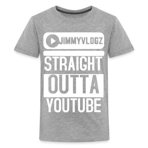 Straight Outta YouTube Merch! - Kids' Premium T-Shirt