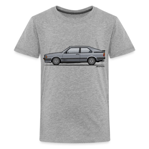 Four Rings Cou B2 GTE Eur - Kids' Premium T-Shirt