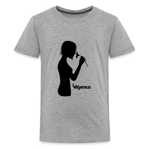flower girl - Kids' Premium T-Shirt