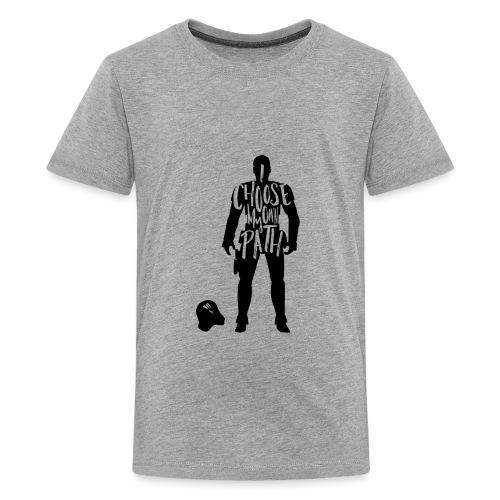 I Choose My Path Stormtrooper - Kids' Premium T-Shirt