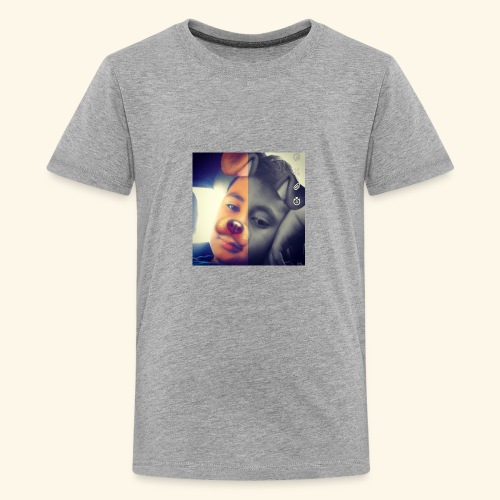 Liters gamer - Kids' Premium T-Shirt