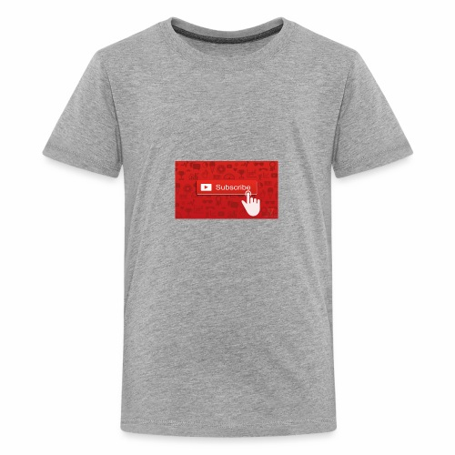 get free youtube subs - Kids' Premium T-Shirt