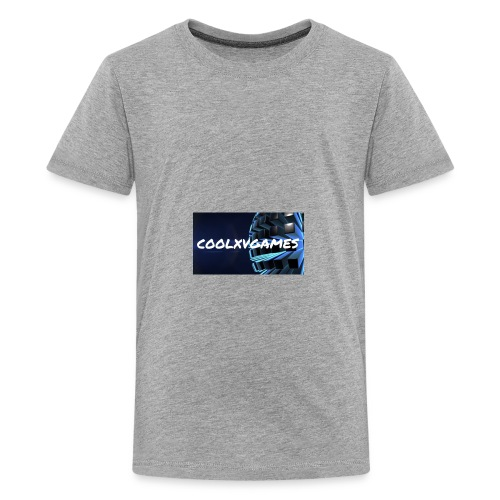 coolxvgames21 - Kids' Premium T-Shirt