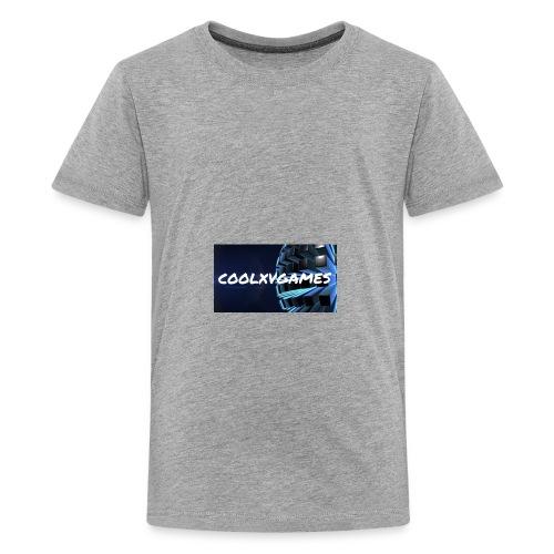 coolxvgames21 - Kids' Premium T-Shirt