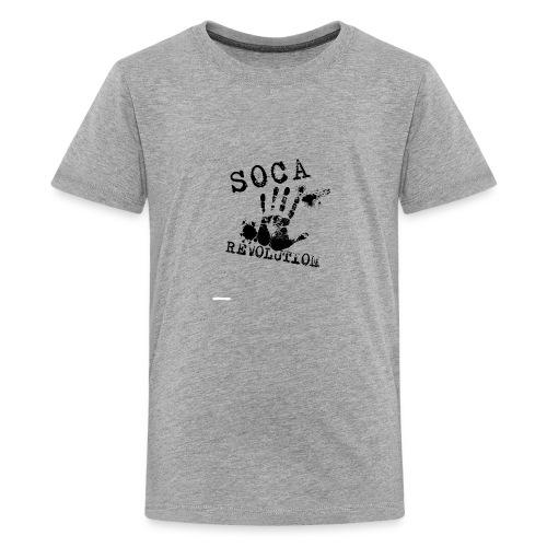 Soca Revolution - Kids' Premium T-Shirt