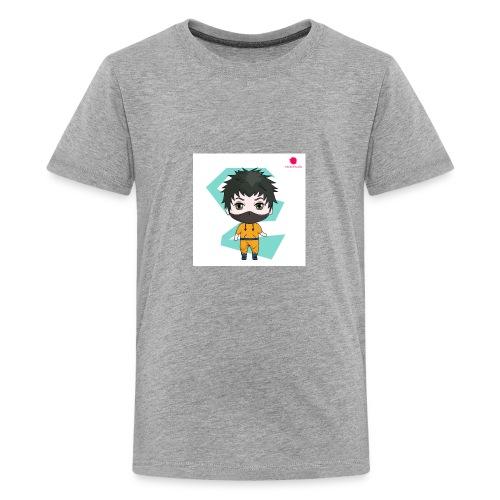 The mini x vampire logo - Kids' Premium T-Shirt