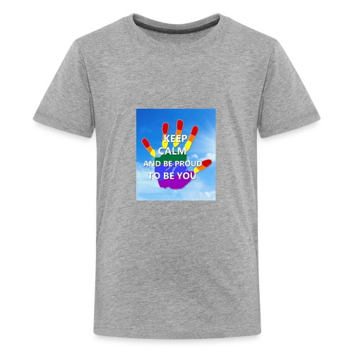 pride stock2 2 - Kids' Premium T-Shirt