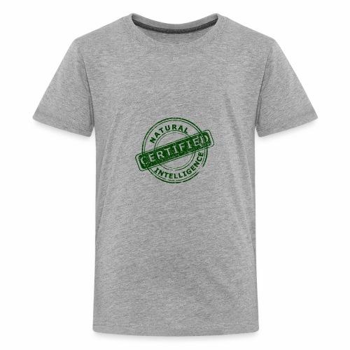 Natural Intelligence - Kids' Premium T-Shirt