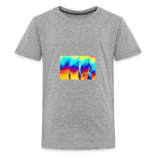 strads drip paint - Kids' Premium T-Shirt