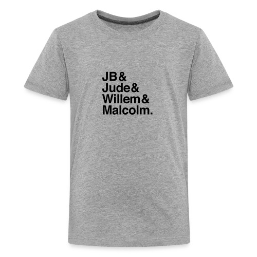 jude jb willem malcolm merch - Kids' Premium T-Shirt
