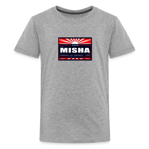 Vote 4 Misha Poster - Kids' Premium T-Shirt