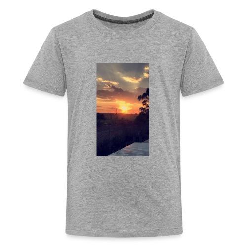 5C4284AC 5075 4092 890A 8BDC0E0E6A27 - Kids' Premium T-Shirt