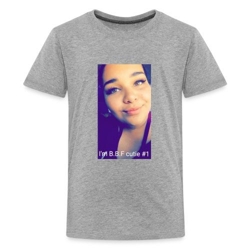 B.B.F cuties only - Kids' Premium T-Shirt