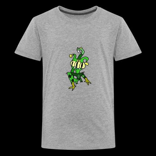 Three-Eyed Alien - Kids' Premium T-Shirt