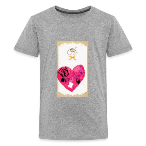 Heart of Economy 1 - Kids' Premium T-Shirt