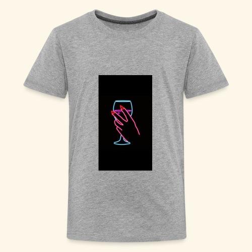 unbothered - Kids' Premium T-Shirt