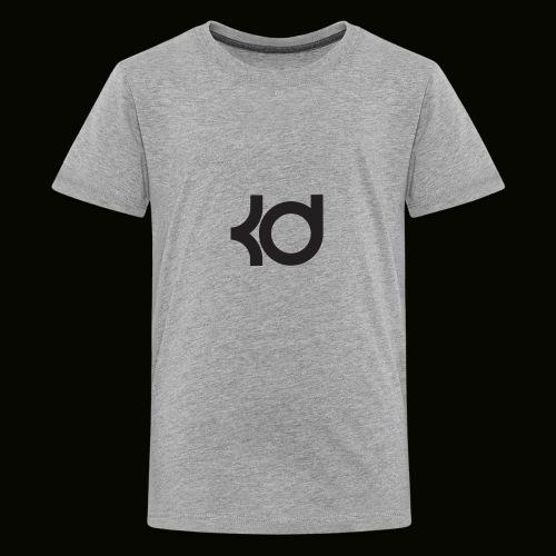 basket ball kevin #35 787658765875876667632 - Kids' Premium T-Shirt