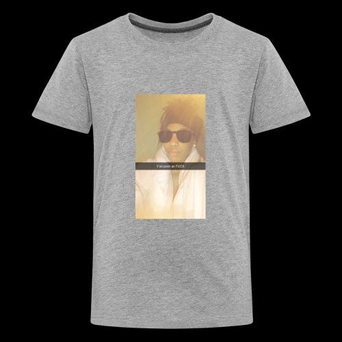 Y'all poor as FUCK - Kids' Premium T-Shirt