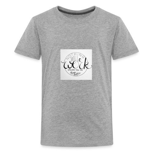 work, work, work - Kids' Premium T-Shirt