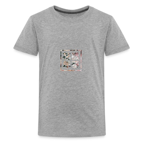 BTS The Most Beautiful in Life - Kids' Premium T-Shirt
