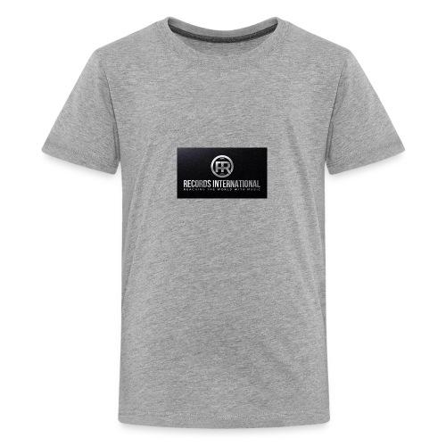 FR RECORDS INTERNATIONAL - Kids' Premium T-Shirt