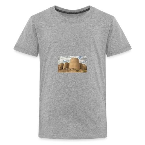 Darawar fort - Kids' Premium T-Shirt