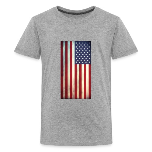 the american flag wear and Accessories - Kids' Premium T-Shirt