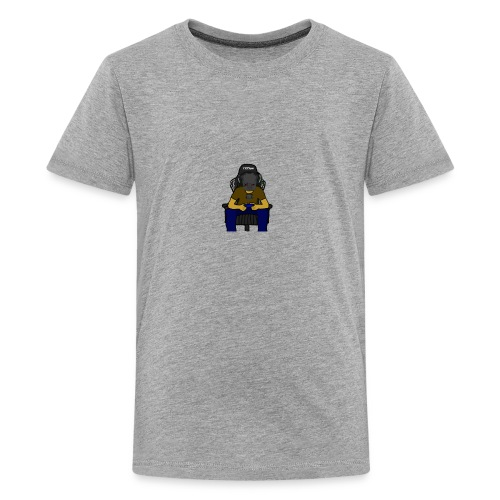 Predator and technisport - Kids' Premium T-Shirt