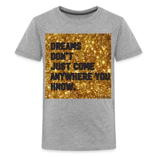 dreamy designs - Kids' Premium T-Shirt