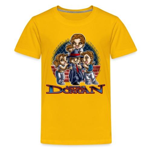 Lil Don Juan 1 by RollinLow - Kids' Premium T-Shirt