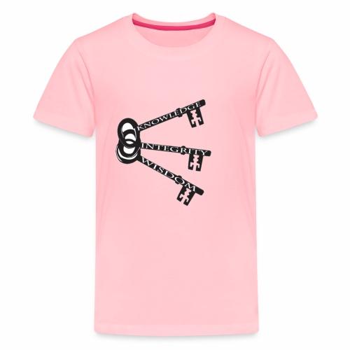 KEYS TO LIFE - Kids' Premium T-Shirt