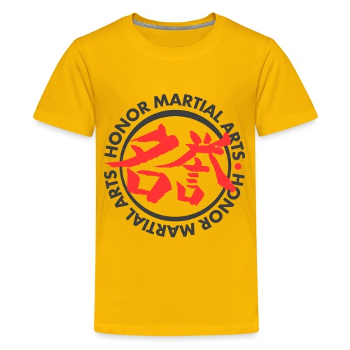 Honor Martial Arts - Kids' Premium T-Shirt