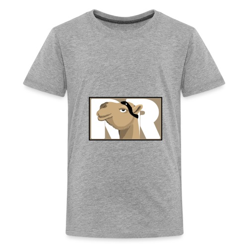 Rudi Hero Logo - Kids' Premium T-Shirt