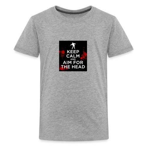Aim for the head - Kids' Premium T-Shirt