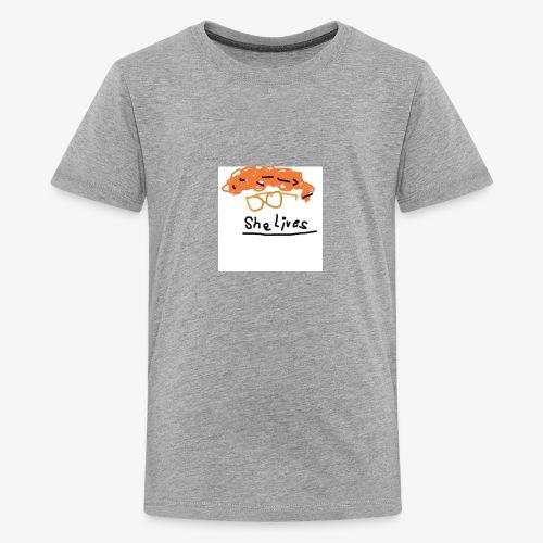 barb lives - Kids' Premium T-Shirt