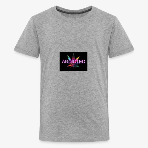 addicted - Kids' Premium T-Shirt