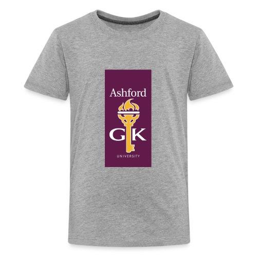 ashford iphone5 2 - Kids' Premium T-Shirt