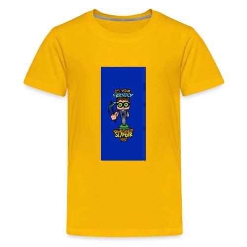 friendly i5 - Kids' Premium T-Shirt