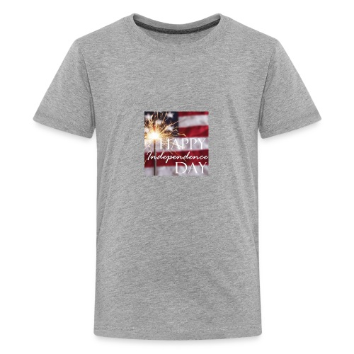 Happy Independence Dayl - Kids' Premium T-Shirt