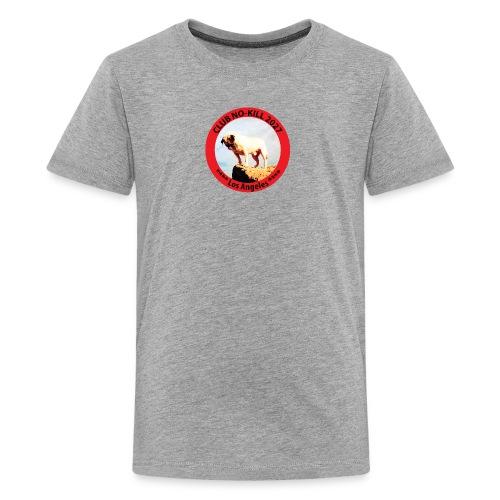 CLUB NO-KILL LOS ANGELES - Kids' Premium T-Shirt