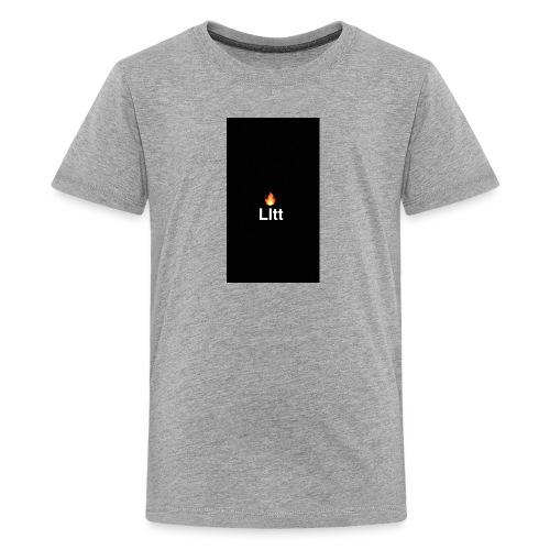 Cynthia Salazar - Kids' Premium T-Shirt