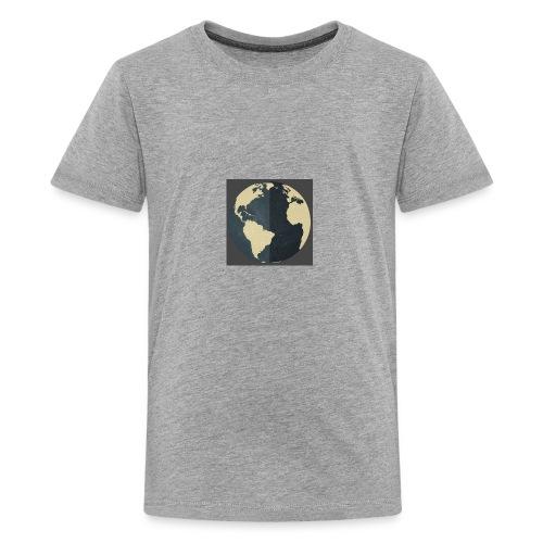 The world as one - Kids' Premium T-Shirt