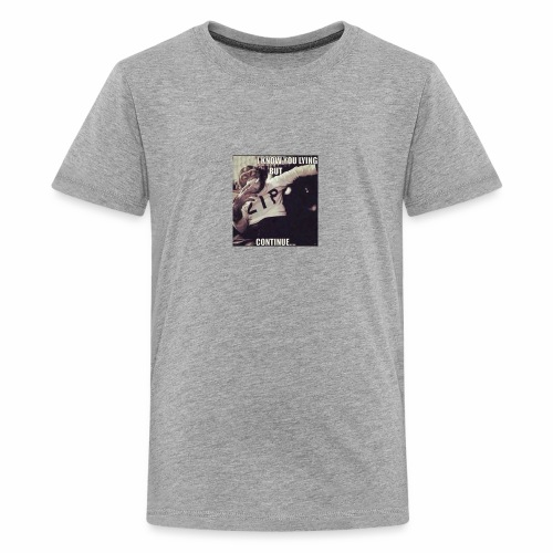 SAY WHAT! - Kids' Premium T-Shirt