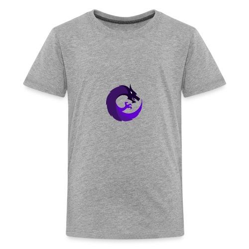 Simple Entropy Logo - Kids' Premium T-Shirt