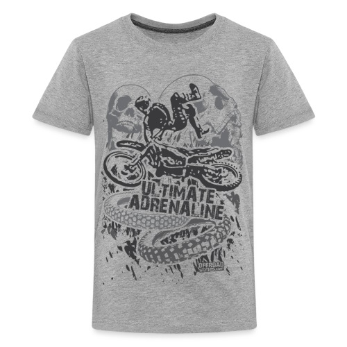Ultimate Motocross - Kids' Premium T-Shirt