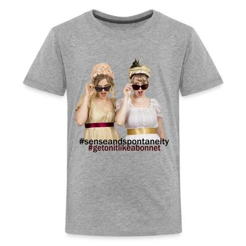Shady Ladies - Kids' Premium T-Shirt