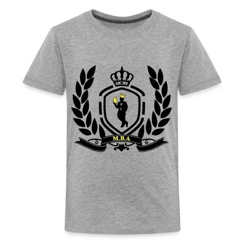 Conscious King (Crest) - Kids' Premium T-Shirt