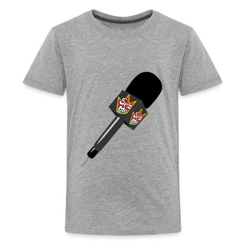 MicrophoneORG Tshirt png - Kids' Premium T-Shirt