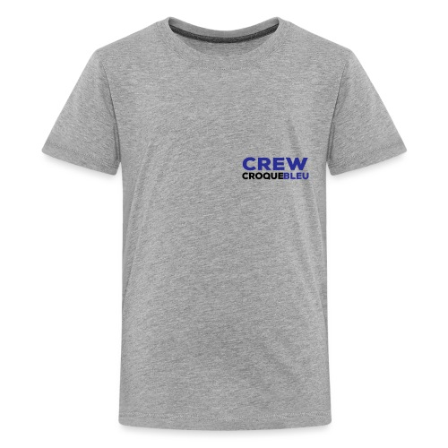 CREW Shirt Front small - Kids' Premium T-Shirt