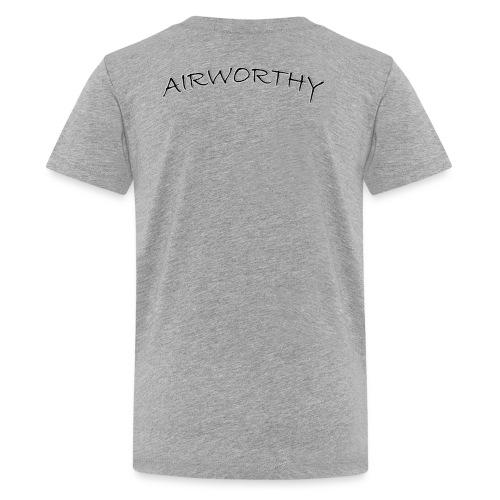 Airworthy T-Shirt Treasure - Kids' Premium T-Shirt